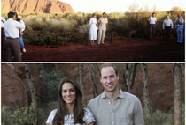 Kate i William jak Diana i Karol? Kate i William w Australii